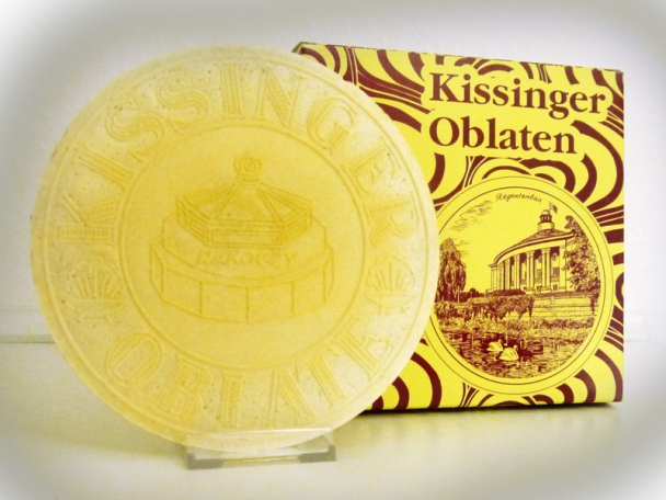 Kissinger Oblaten 200 Gramm