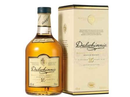 Dalwhinnie Highland Single Malt Scotch Whiskey